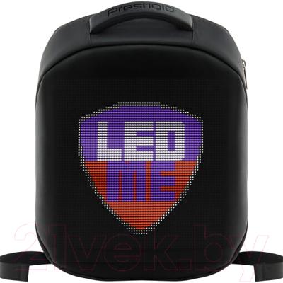 Рюкзак Prestigio LEDme PBLED122BK (черный)