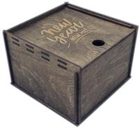 Коробка подарочная Woodstrong 2903 (35x35x12см) -
