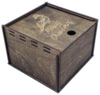 Коробка подарочная Woodstrong 2915 (35x35x12см) -