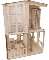 Кукольный домик POLLY Кукольный домик Фантазия / H-41 -
