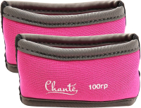 Комплект утяжелителей Chante Phenomen CH21-100-21-34 (розовый) -