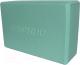 Блок для йоги Espado ES2721 (зеленый) -