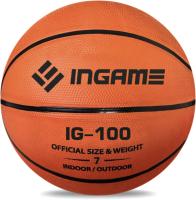 Баскетбольный мяч Ingame IG-100 (размер 7) -