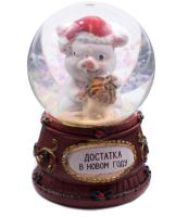 Снежный шар Белбогемия Поросёнок. Достатка в Новом Году 25556436 / 86132 -