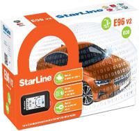 Автосигнализация StarLine E96 BT ECO v2 -