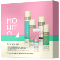 Набор косметики для тела и волос Estel Mohito Личи-Фейхоа (5шт) -