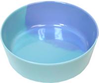 Миска для животных Tarhong Dual / PE20772575 (голубой) -