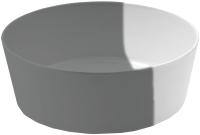 Миска для животных Tarhong Dual / PE20772476 (серый/белый) -