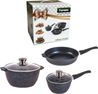 Набор кухонной посуды Мечта Гранит Star №1 / M001803 -