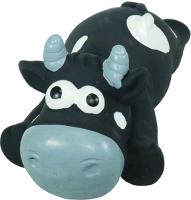 Игрушка для животных Rosewood Коровка / 20640/RW (черный/белый) -