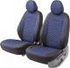 Чехол для сиденья Autoprofi Soft SFT-0405 BK/D.BL -