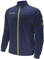 Олимпийка спортивная Kelme Training Jacket / 3881324-4000 (L, темно-синий) -