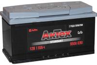 Автомобильный аккумулятор АкТех Стандарт R+ / ATST110АЗR (110 А/ч) -