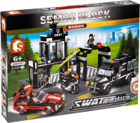 Конструктор Sembo 102437 -