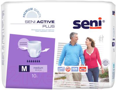 Трусы впитывающие для взрослых Seni Active Plus Medium