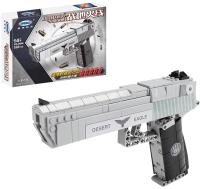 Конструктор XingBao Technic Пистолет Пустынный Орел / XB-24004 -
