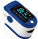 Пульсоксиметр No Brand Fingertip Pulse Oximeter -