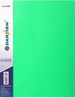 Папка для бумаг Darvish DV-05-60Р (зеленый) -