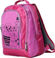 Школьный рюкзак Galanteya 65319 / 0с895к45 (малиновый/розовый) -