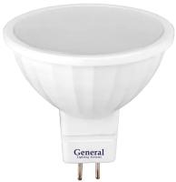 Лампа General Lighting GLDEN-MR16-12-230-GU5.3-3000 / 660313 -