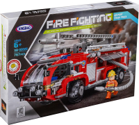 Конструктор XingBao Car Пожарная машина / XB-03028 -