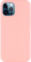 Чехол-накладка Deppa Gel Color для iPhone 12/12 Pro (розовый) -