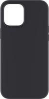 Чехол-накладка Deppa Gel Color для iPhone 12 Pro Max (черный) -