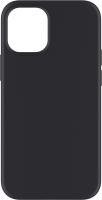 Чехол-накладка Deppa Gel Color для iPhone 12 Mini (черный) -