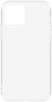 Чехол-накладка Deppa Gel Basic для iPhone 12/12 Pro (прозрачный) -