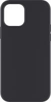 Чехол-накладка Deppa Gel Color для iPhone 12/12 Pro (черный) -