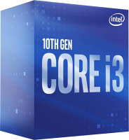Процессор Intel Core i3-10100F Box -