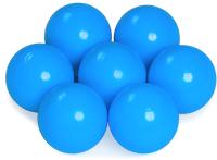 Шары для сухого бассейна Babymix G100 (100шт, голубой) -