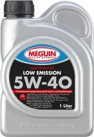 Моторное масло Meguin Megol Motorenoel Low Emission 5W40 / 9608 (1л) -