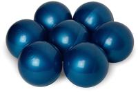 Шары для сухого бассейна Babymix JS100 (100шт, жемчужный/синий) -