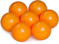 Шары для сухого бассейна Babymix OR100 (100шт, оранжевый) -