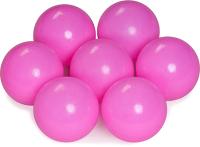 Шары для сухого бассейна Babymix R100 (100шт, розовый) -