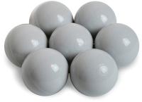 Шары для сухого бассейна Babymix S-S100 (100шт, светлый/серый) -