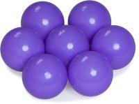 Шары для сухого бассейна Babymix F100 (100шт, фиолетовый) -