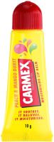 Бальзам для губ Carmex Увлажняющий персик и манго (10г) -