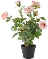 Искусственный цветок Home and You 57668-ROZ1-STRO-H0035 -