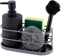 Дозатор моющего средства с губкой Home and You 58185-SZA-DOZ -