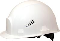 Защитная строительная каска РОСОМЗ FavoriT Trek СОМЗ-55 / 75117 (белый) -