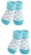 Носочки для животных Puppia Angel Heart / PAMD-SO073-SB-S (голубые сердечки) -