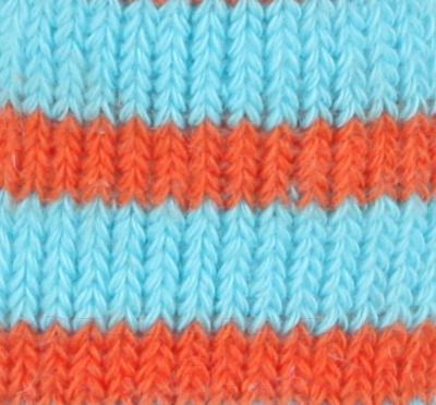 Носочки для животных Puppia Nitty-Gritty / PAND-SO1176-AQ-M (голубые с красными полосками)