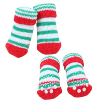 Носочки для животных Puppia Crinch / PAOC-SO1270-RD-S -