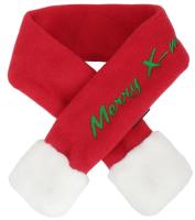 Шарф для животных Puppia Santa / PDDF-SM23-RD-M (красный) -