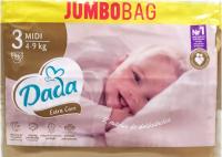 Подгузники детские Dada Extra Care Midi 3 Jumbo Bag (96шт) -