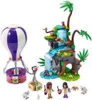 Конструктор Lego Friends Джунгли: спасение тигра на воздушном шаре / 41423 -