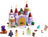 Конструктор Lego Disney Зимний праздник в замке Белль / 43180 -
