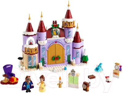 Конструктор Lego Disney Зимний праздник в замке Белль / 43180